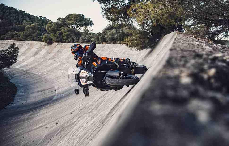 KTM 1290 Super Adventure - ������ ������� 2021 ���� � ���������� �����-���������