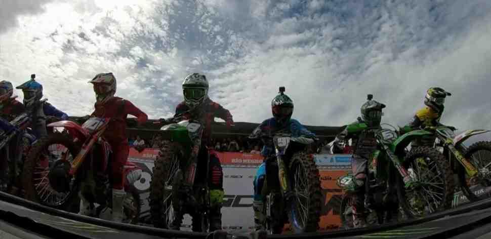 Мотокросс: квалификация Гран-При Патагонии MXGP/MX2 - результаты
