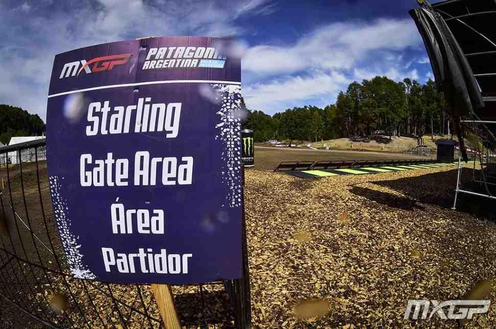 Мотокросс MXGP: Гран-При Патагонии-Аргентины 2019 онлайн хронометраж и расписание