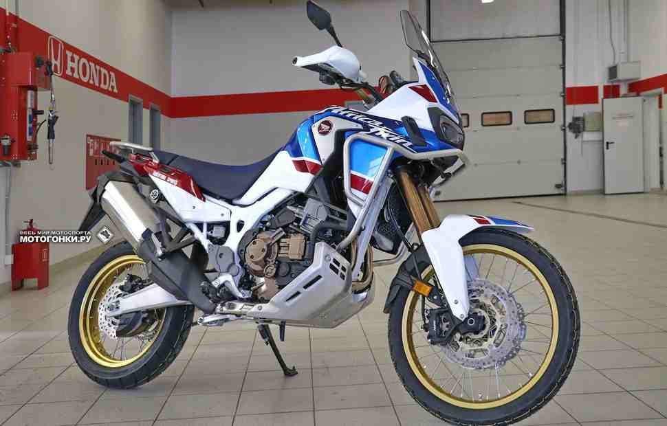 Honda CRF1000L Africa Twin Adventure Sports (2018): первые впечатления