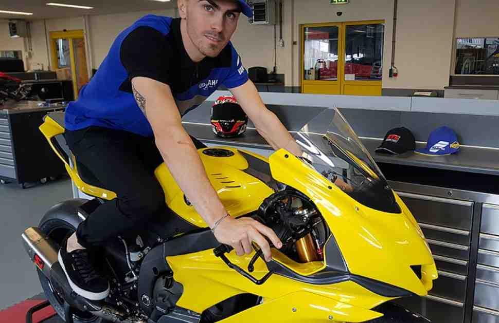 Ten Kate Racing �������� � World Superbike � Yamaha � ������� �����