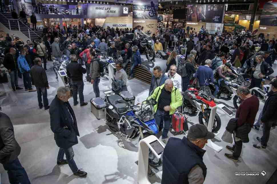 BMW Motorrad � KTM ������ �� ����������� � ��������� INTERMOT � EICMA 2020 ����