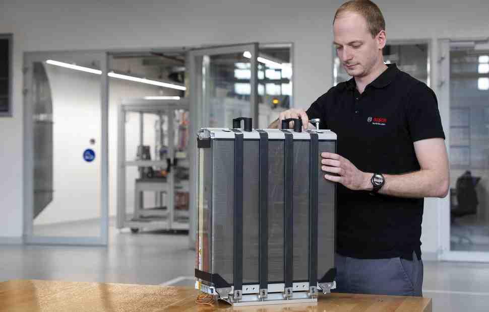 Bosch ставит крест на двигателе внутреннего сгорания: нас ждет водородная революция