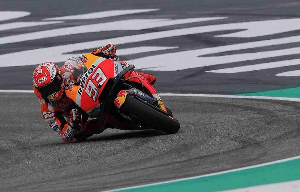 MotoGP, FP3: Маркес установил новый рекорд ItalianGP, Валентино Росси вернулся в TOP-3