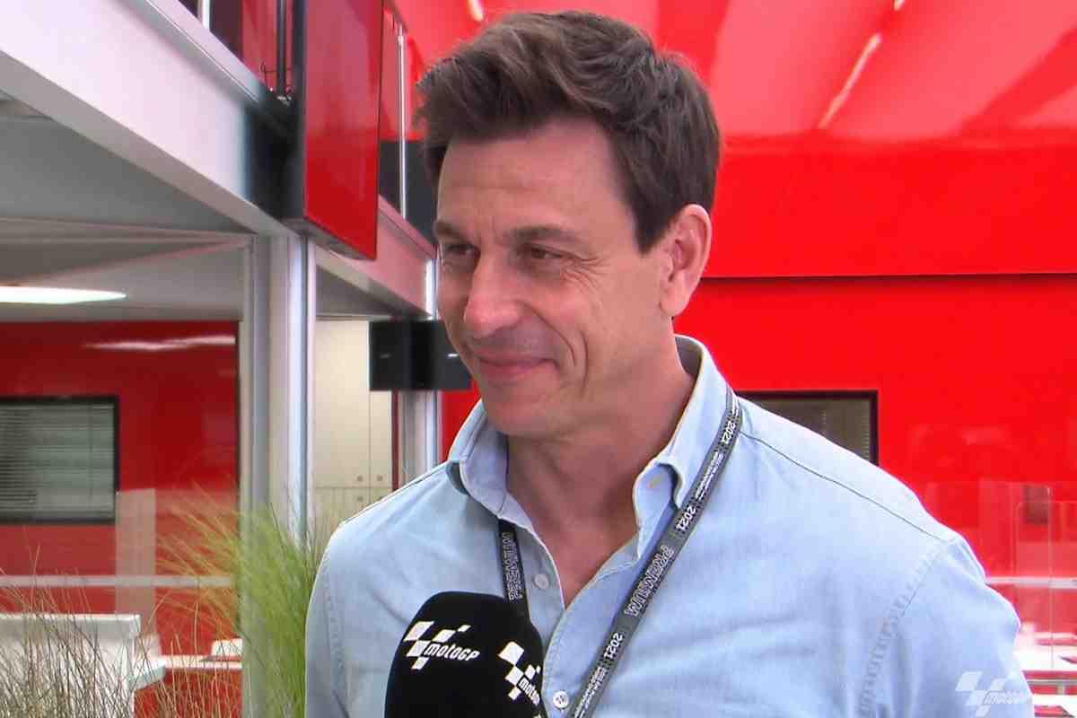 Тото Вольфа поразила скорость и высочайший уровень пилотирования в MotoGP