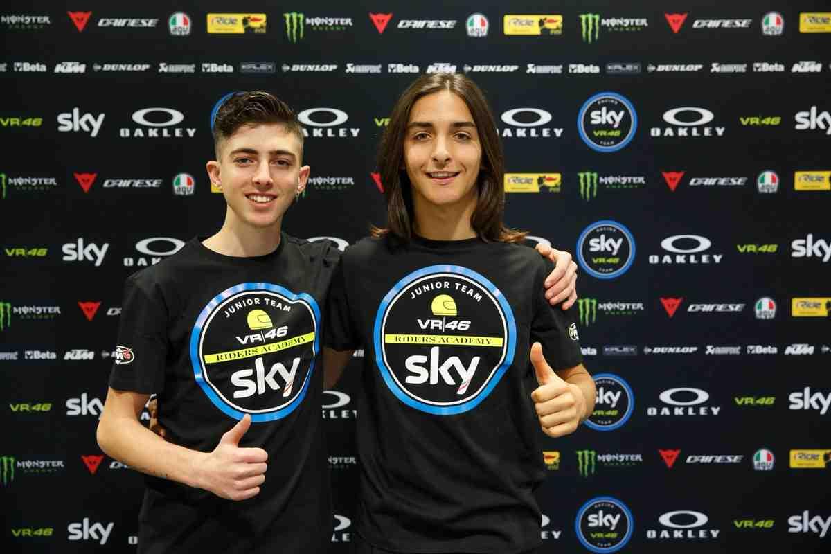 VR46 Academy нарастит свое присутствие в гонках Moto3 на Гран-При Каталонии