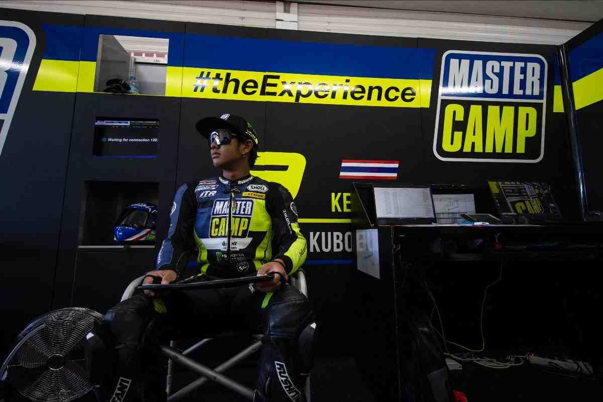 Yamaha заявила на Гран-При Каталонии в Moto2 воспитанника VR46 Master Camp