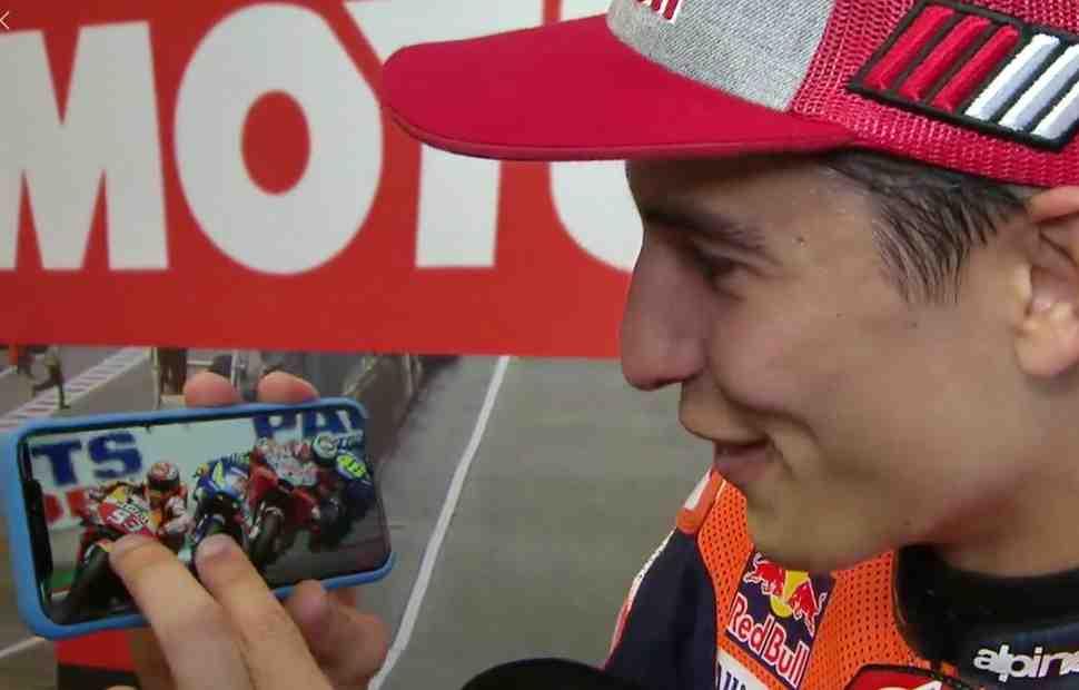 MotoGP: Маркес признался, что при контакте с Ринсом в Ассене была его собственная ошибка