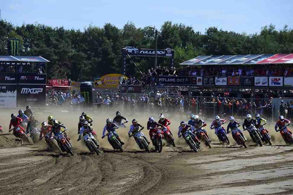 Мотокросс MXGP: расписание и онлайн хронометраж Гран-При Бельгии и EMX125/250