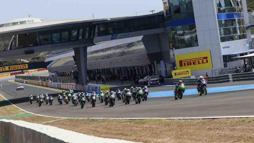 ������ ����� ������ ������ World Supersport 300 ������� ����� Yamaha bLU cRU ���� �������