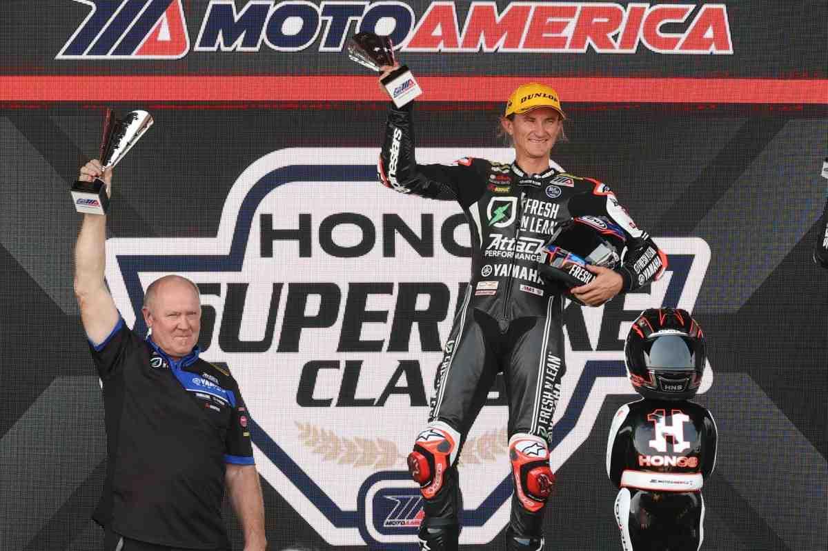 MotoAmerica � ���������: ����� ����� - ����� ����� ����� ���������� ������ AMA Superbike
