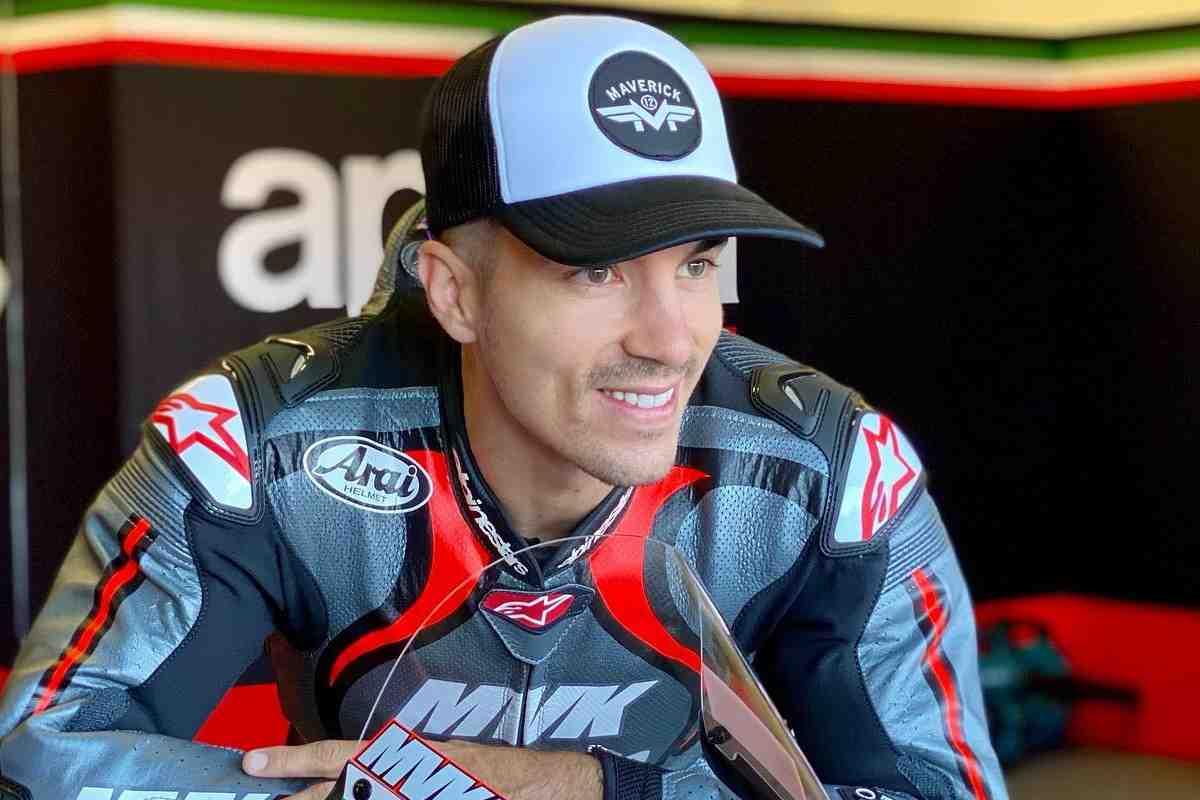 MotoGP: Маверик Виньялес впервые после ухода из Yamaha дал большое интервью - о планах с Aprilia