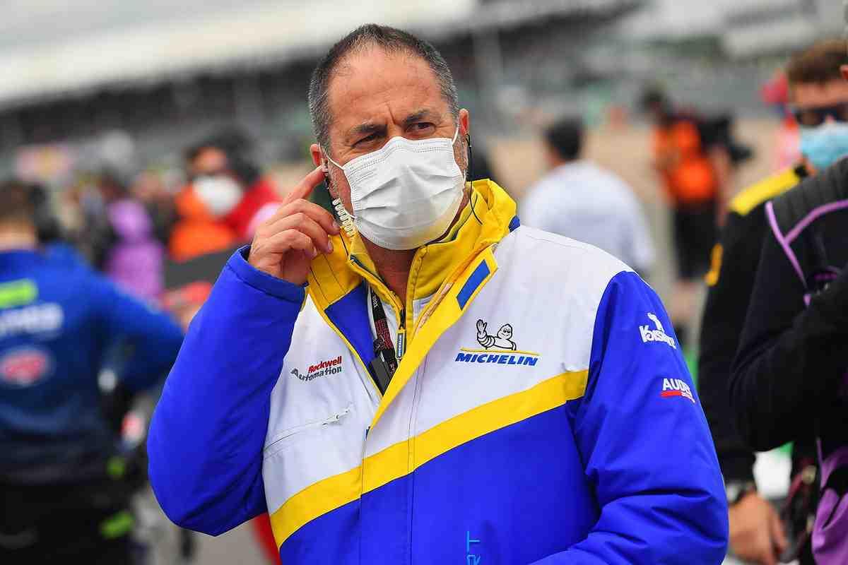MotoGP: Michelin расследовала аномальный износ шин у Баньяи, Росси и Мира на BritishGP - выводы?