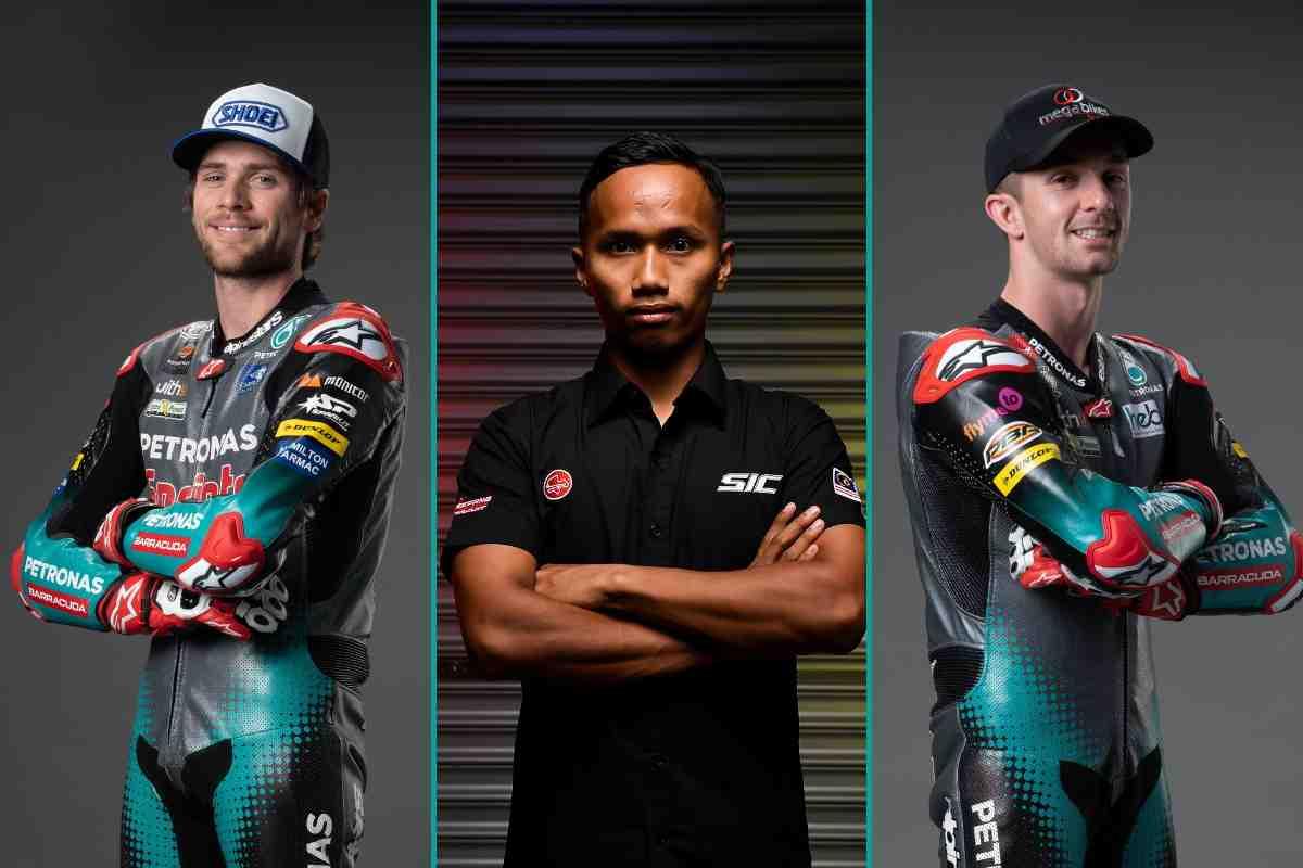 Petronas продолжает ротацию кадров в MotoGP: Джон Макфи пересядет на Moto2 в Арагоне