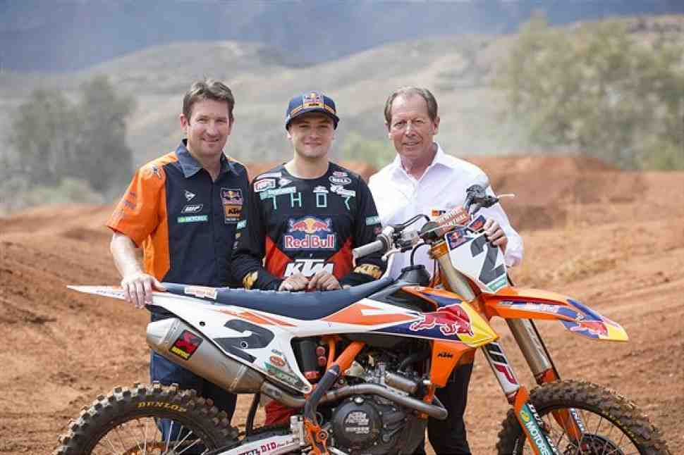 AMA Motocross/Supercross 2019: Купер Вебб в KTM