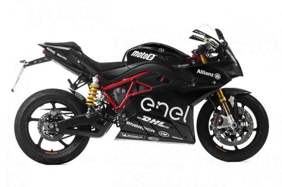 INTERMOT-2018: Поставщик MotoGP Energica представил уличную версию мотоцикла для MotoE