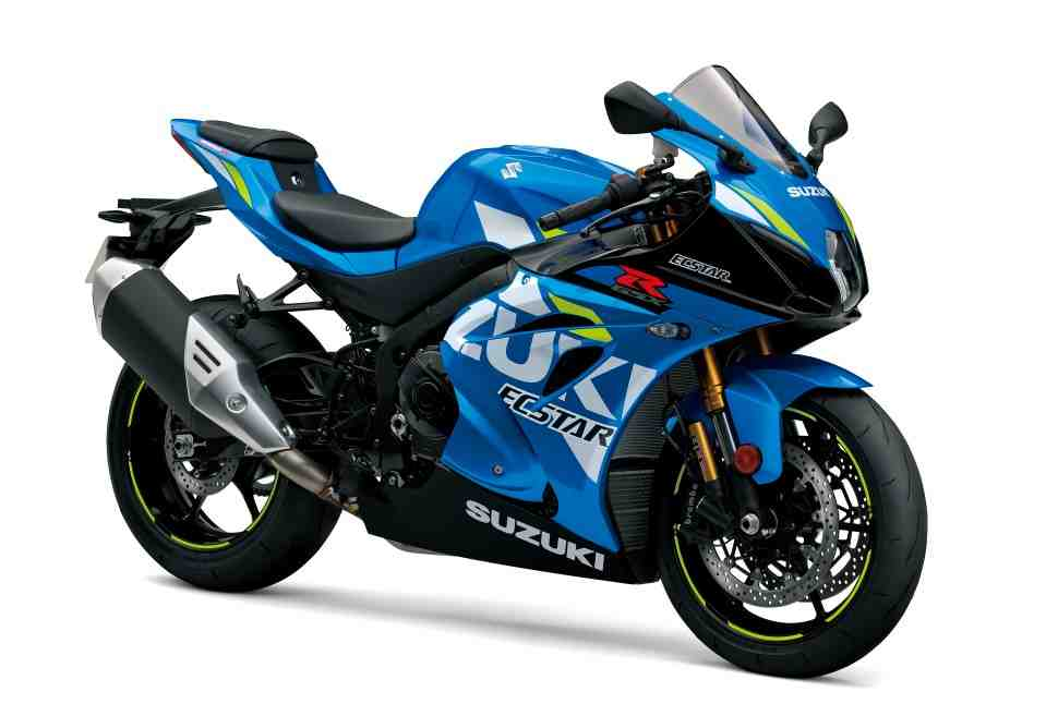 INTERMOT-2018: Suzuki GSX-R1000 и GSX-R1000R (2019) - обновление и ключевые характеристики