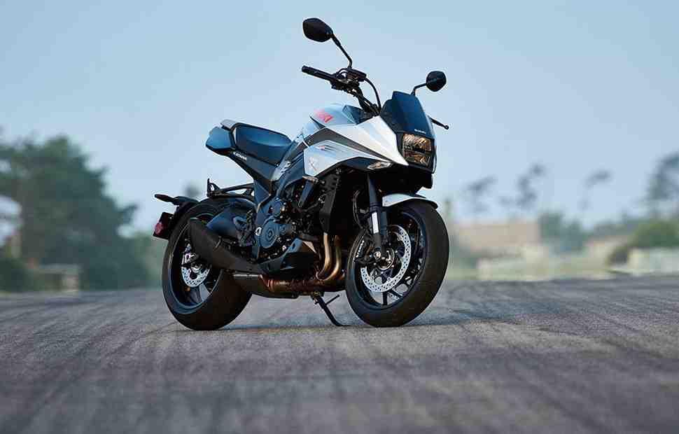 INTERMOT-2018: Suzuki GSX-S1000F Katana - большое возвращение!
