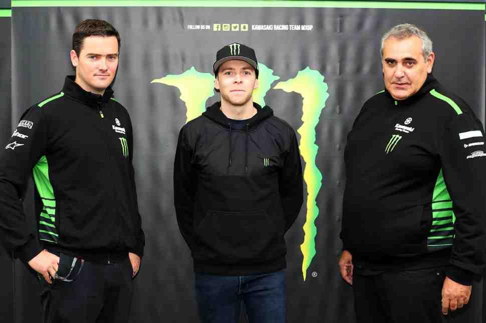 MXGP: Слухи подтвердились - Роман Фебвре с Kawasaki Racing в 2020 году