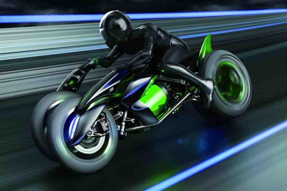 Kawasaki ��������� ����������� ����� �������� �������� 3-��������� ����������