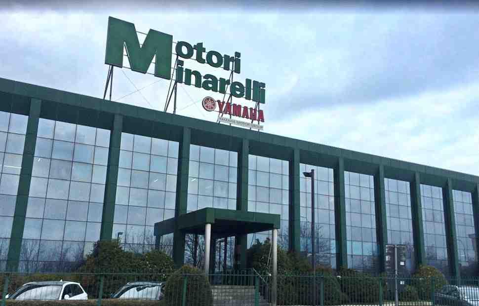 Yamaha Group ������� ����� Motori Minarelli