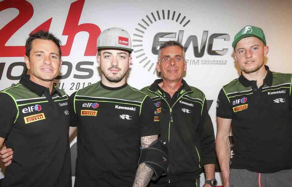 EWC: SRC Kawasaki выигрывает квалификацию 41-й гонки 24 Heures Motos в Ле Мане