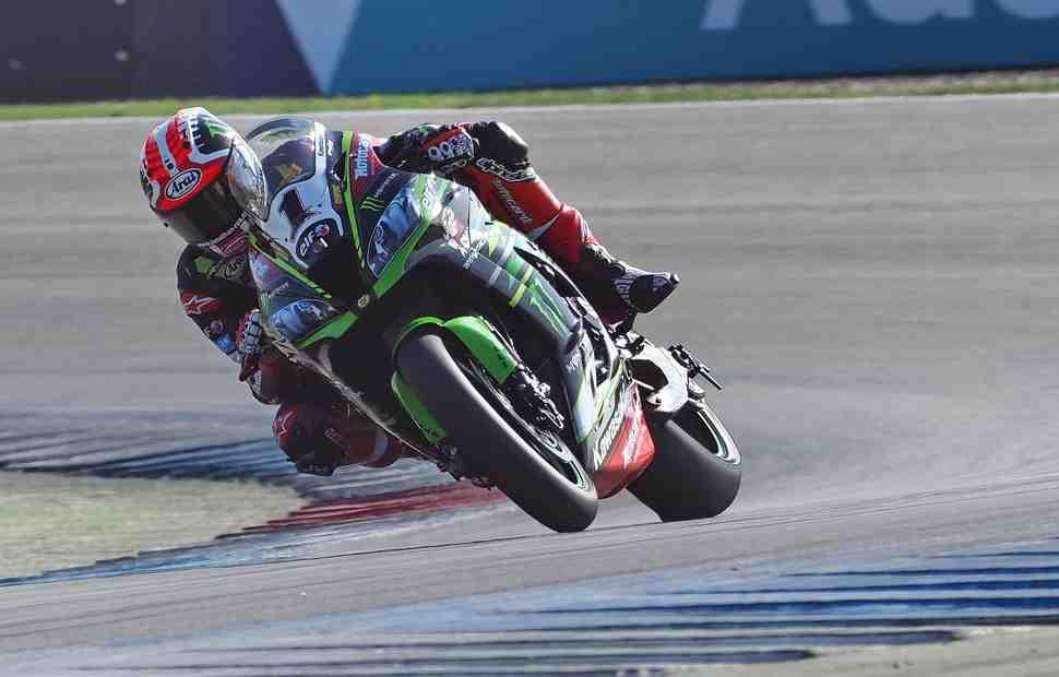 WSBK: Заводские Kawasaki доминируют в Ассене по итогам двух практик
