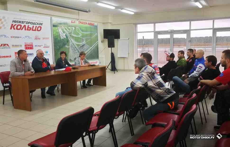 RSBK: Гонка SBK на NRing отменена, и это правильно, считает Владимир Леонов