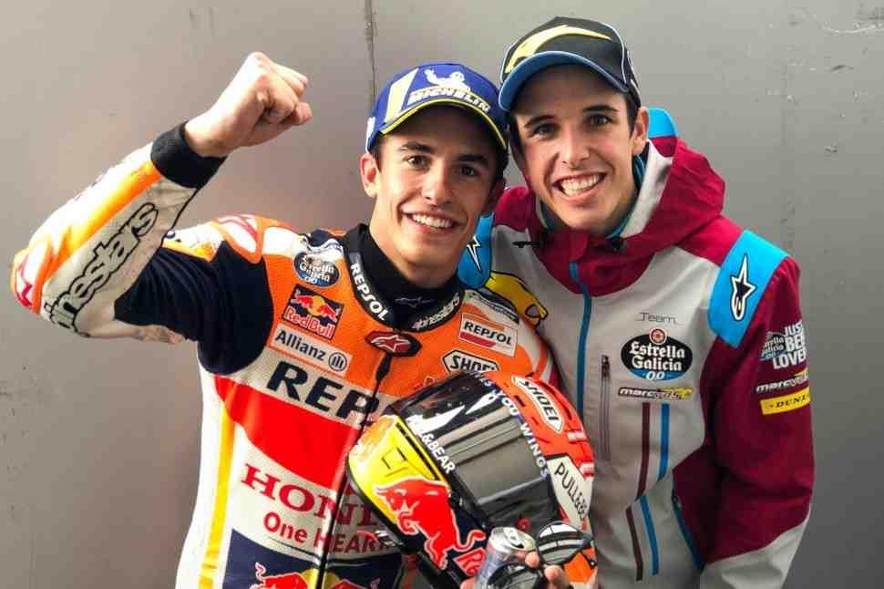 Будущее Алекса Маркеса в MotoGP определено
