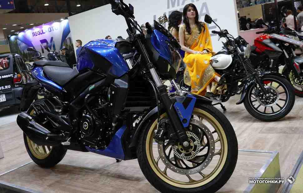 Приезжайте на тест-драйв мотоциклов Bajaj - 26 мая, Каширское шоссе