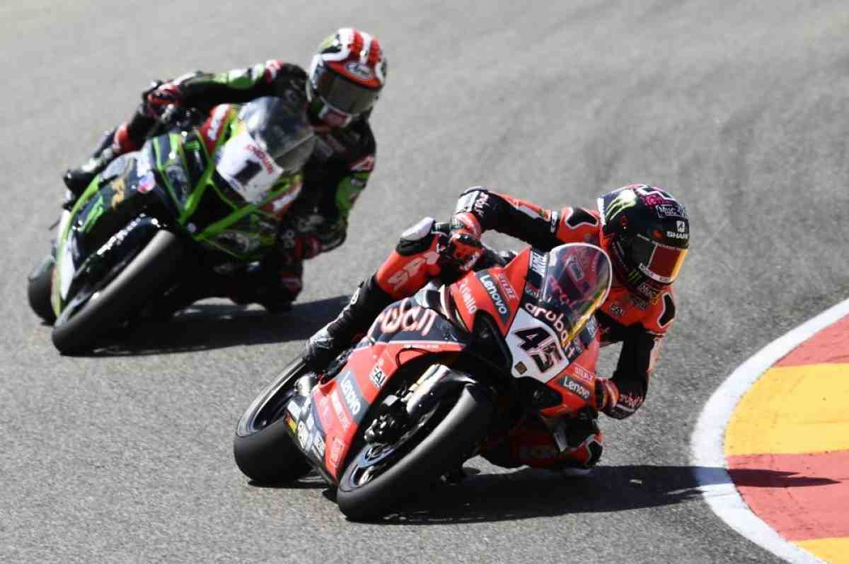 ����� ���������� 1 ����� World Superbike: AragonWorldSBK �� Motorland Aragon
