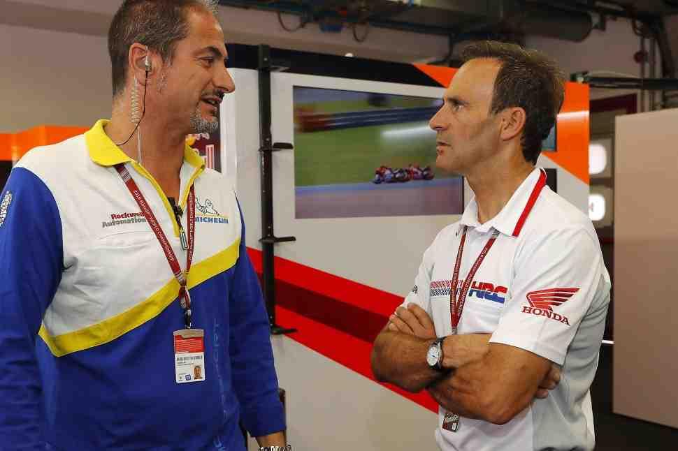 MotoGP: Единственной стратегией Repsol Honda в Монтмело было удержать темп лидера