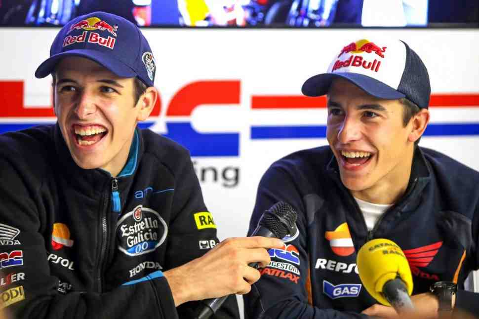 MotoGP: Мнение - Сохранит ли Марк Маркес лояльность к Honda после увольнения брата?