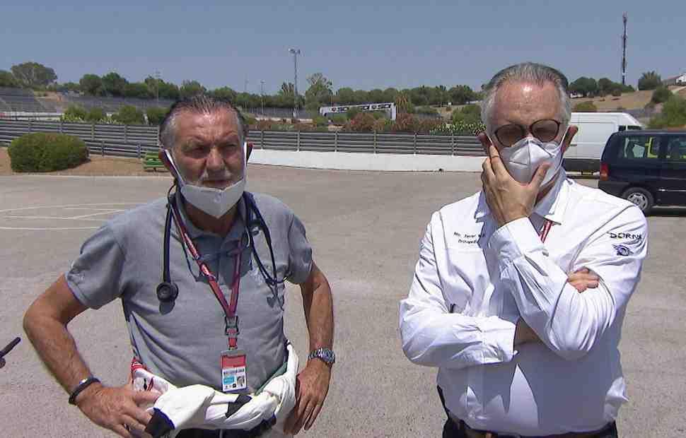 Когда Марк Маркес вернется в MotoGP: предварительный анамнез доктора Ксавье Мира