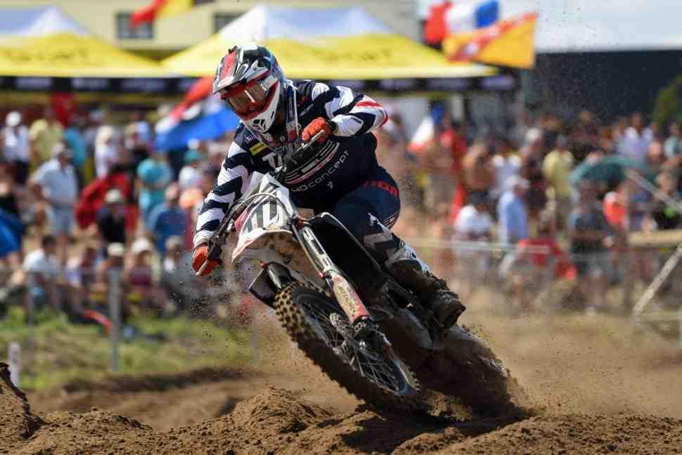Интервью с Евгением Бобрышевым: о контракте с BOS GP, переходе на Kawasaki и MXGP Швейцарии