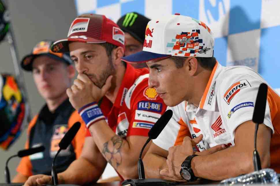 Достаточно ли 107% для определения проблемного новичка в MotoGP?