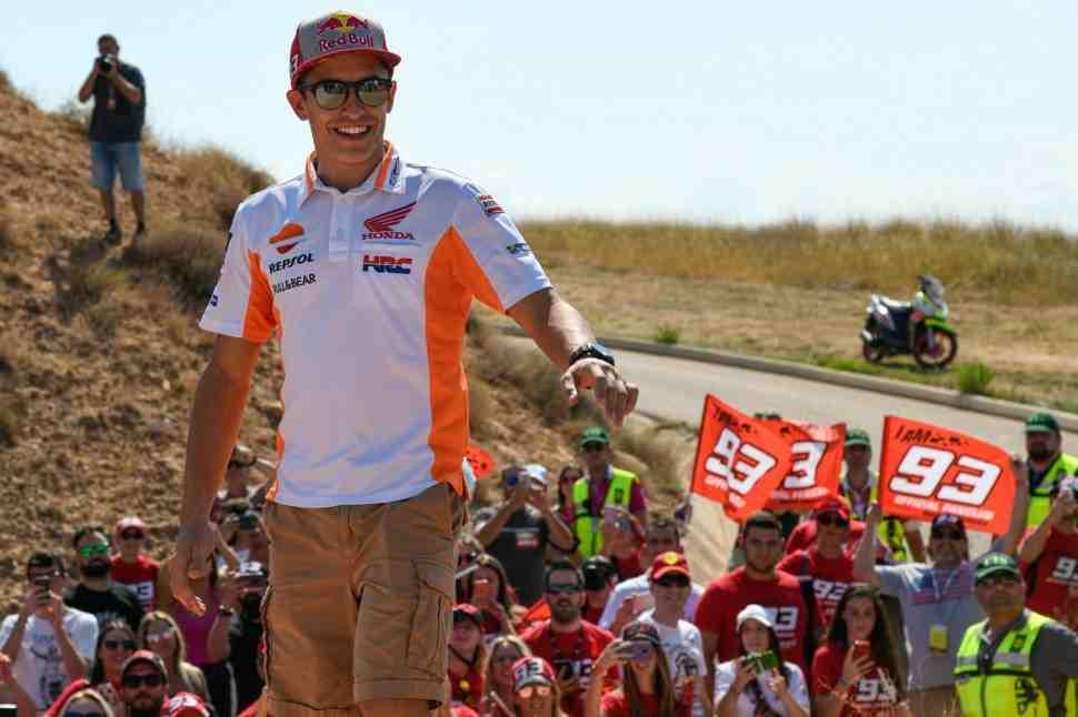 Сентябрь - месяц Маркеса в MotoGP