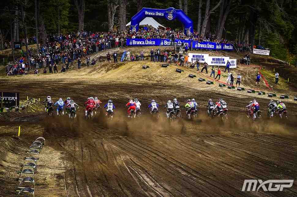 Мотокросс: Гран-При Патагонии-Аргентины MXGP перенесен на 2021 год