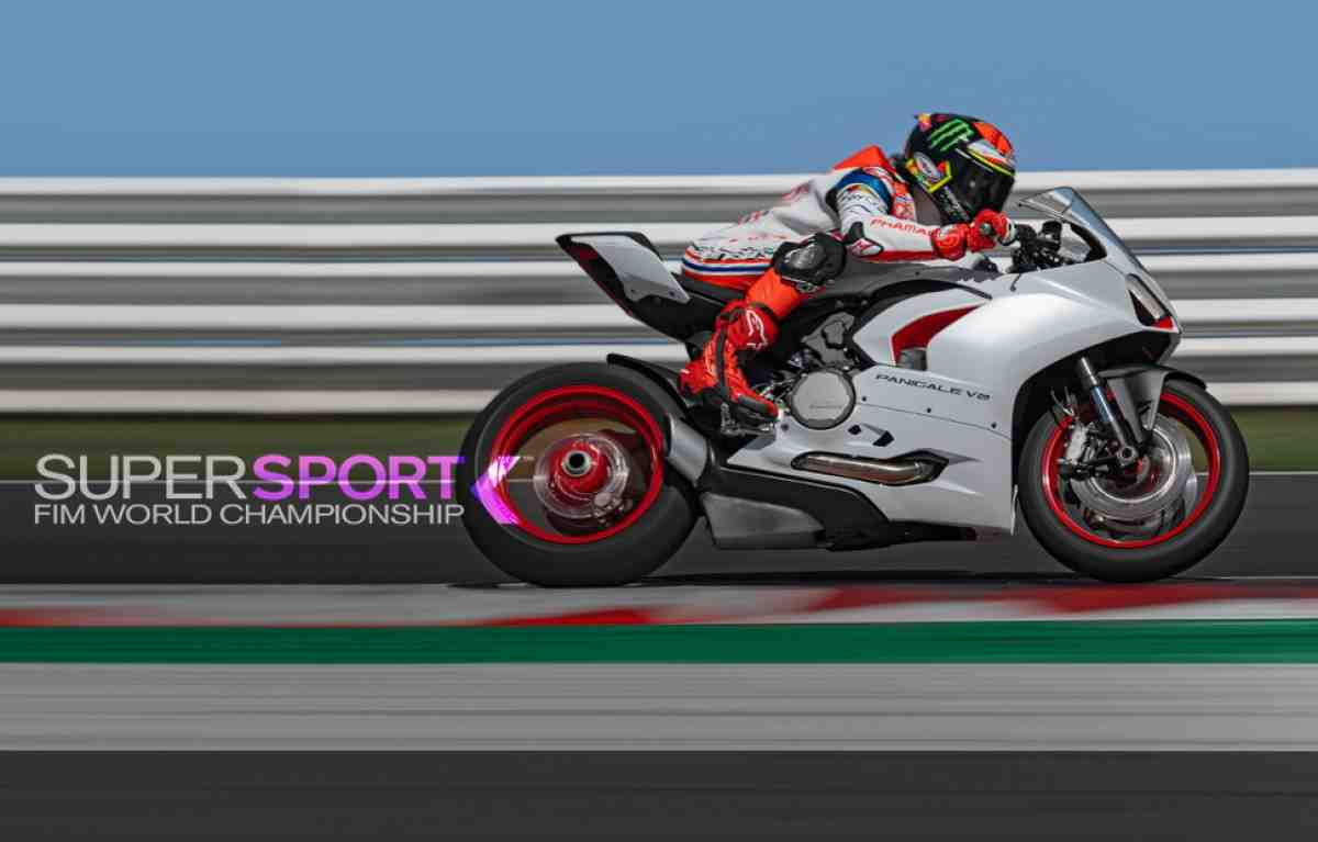 FIM � Dorna �������� ���������� �������� ���������� World Supersport � 2022 ����