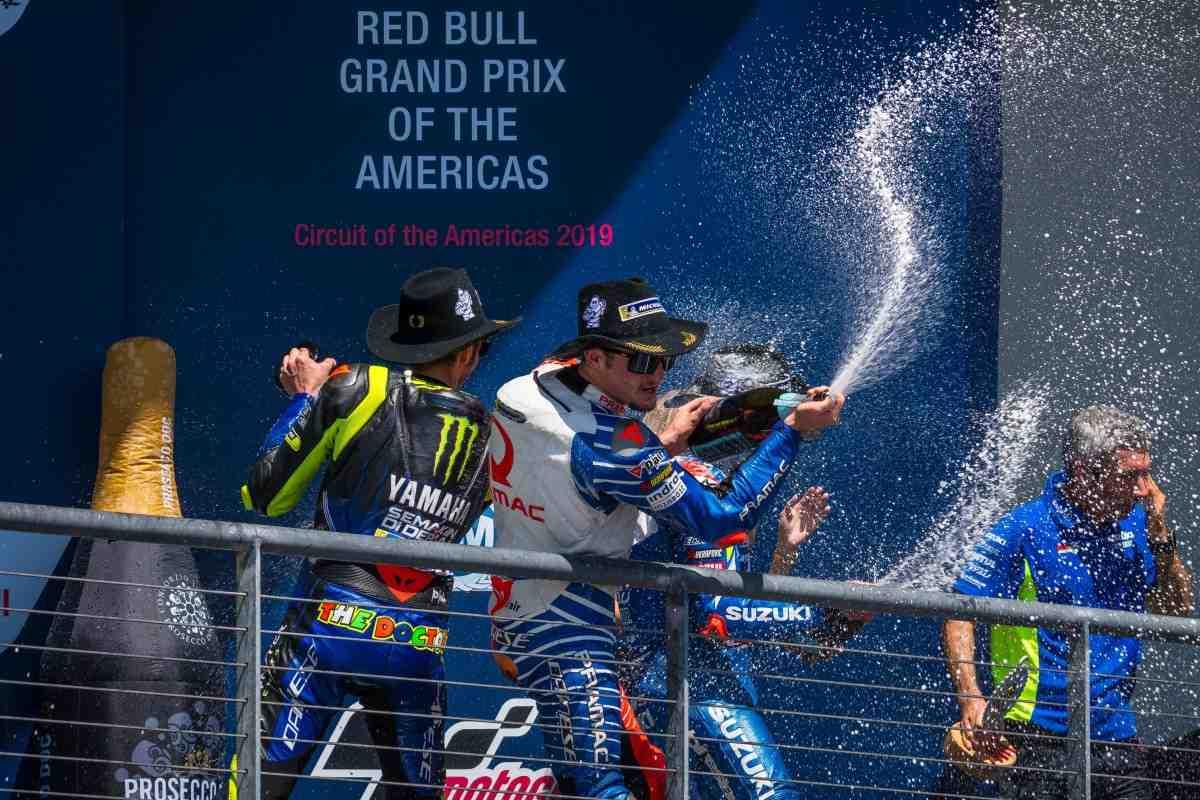 MotoGP едет в Техас - лидер среди штатов по уровню заболеваемости Covid-19