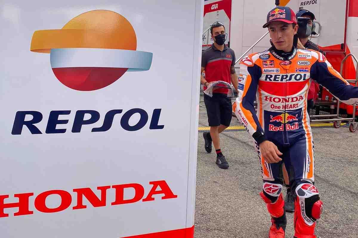 MotoGP: Марк Маркес и Honda - что они думают на самом деле об исходе Гран-При Сан-Марино?