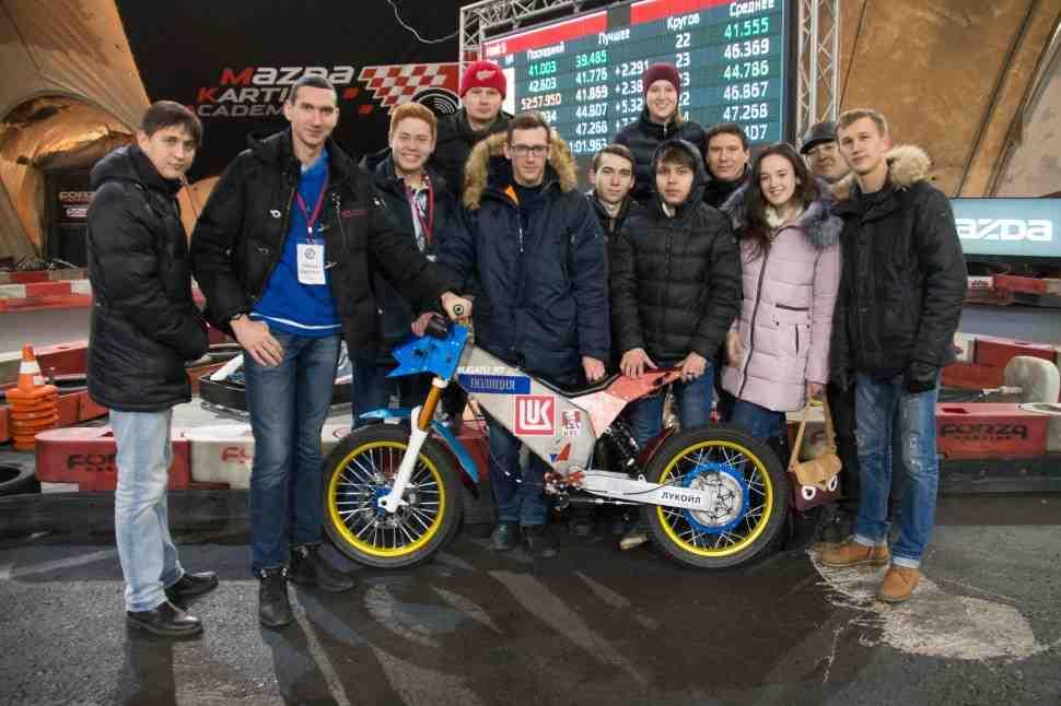 Smartmoto Сhallenge Moscow 2016: московские студенты не отстают от голландских