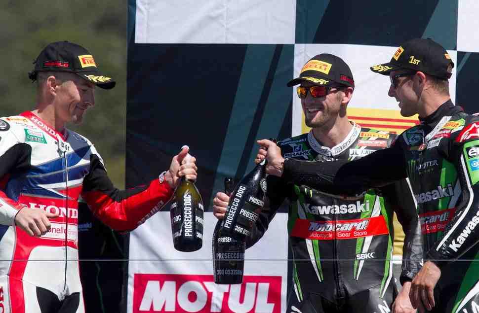 Списки участников чемпионата World Superbike и Supersport