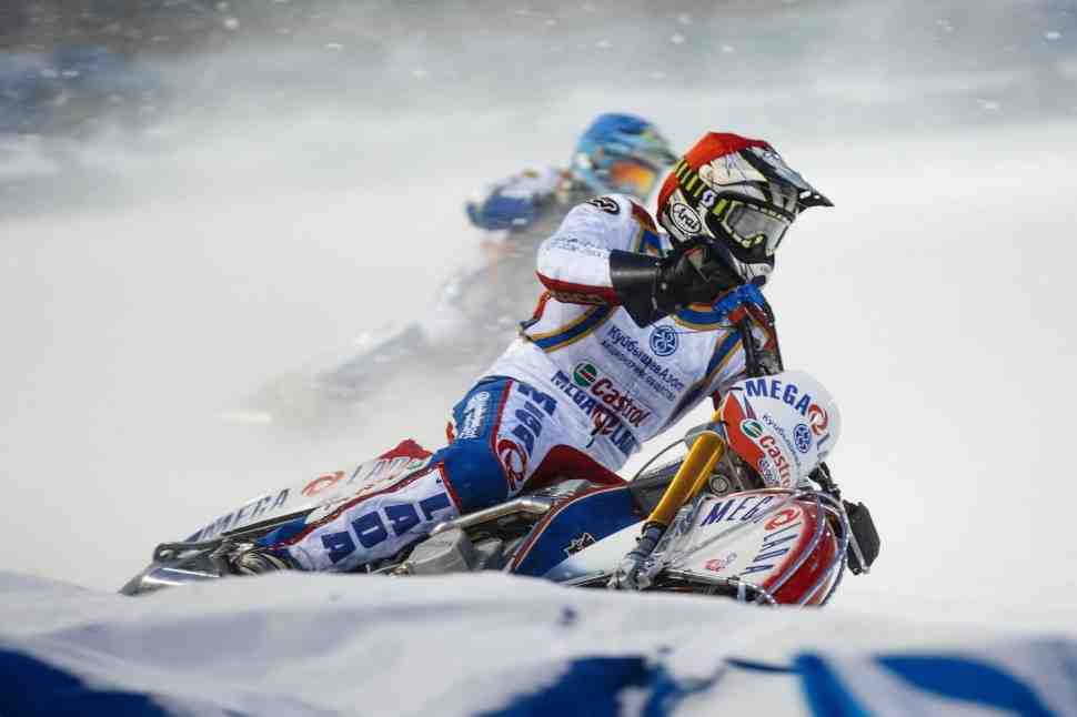 24 декабря в Тольятти стартует российский сезон мотогонок на льду