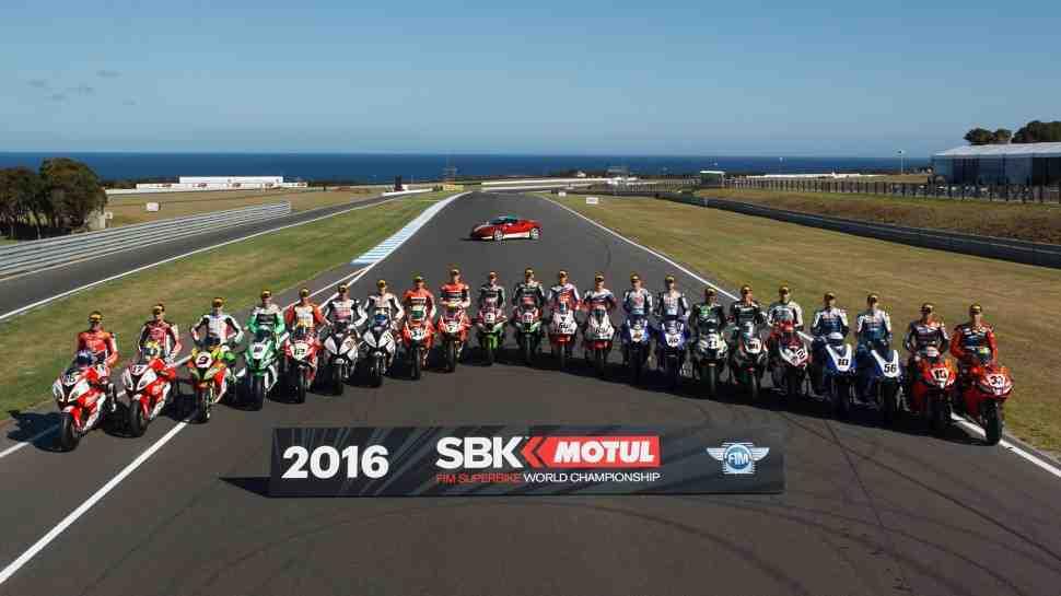 Видео-обзор: весь сезон World Superbike 2016 года за 13 минут