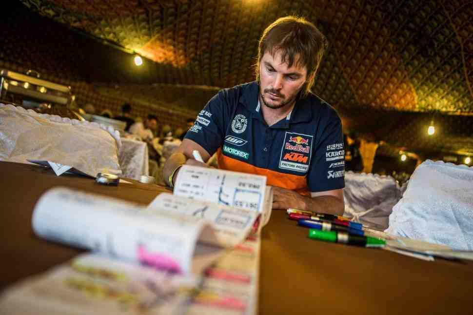 Дакар-2017: Навигация в гонке стала сложнее