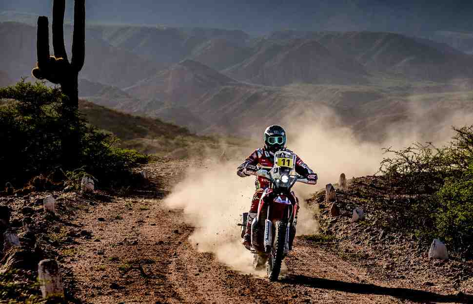 Дакар-2017: Результаты СУ3, классы MOTO и QUAD