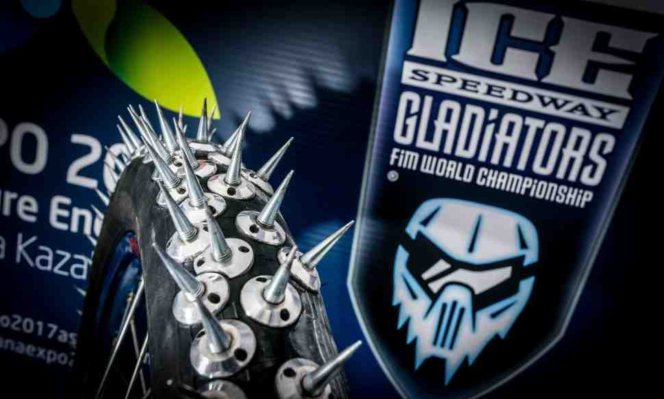 Сезон FIM Ice Speedway Gladiators 2017 года стартует на Рождество