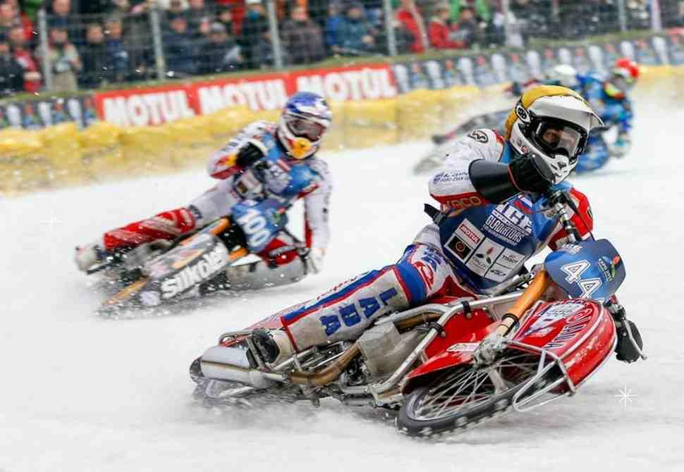 Списки участников квалификаций FIM Ice Speedway Gladiators 2017