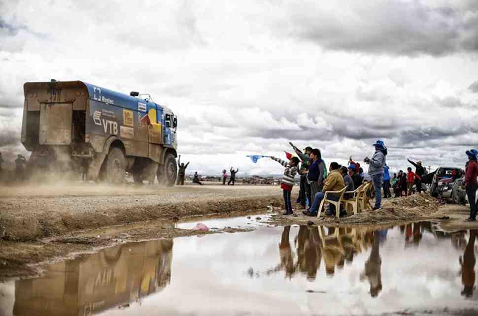 Шестой этап ралли-марафона Дакар-2017 отменен